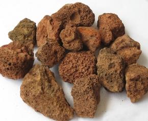 Volcanic stone